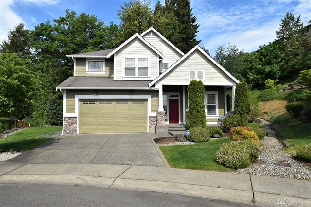 1755 Skyline Ridge Lane SW, Tumwater, WA 98512 (#1603880) :: Real Estate Solutions Group