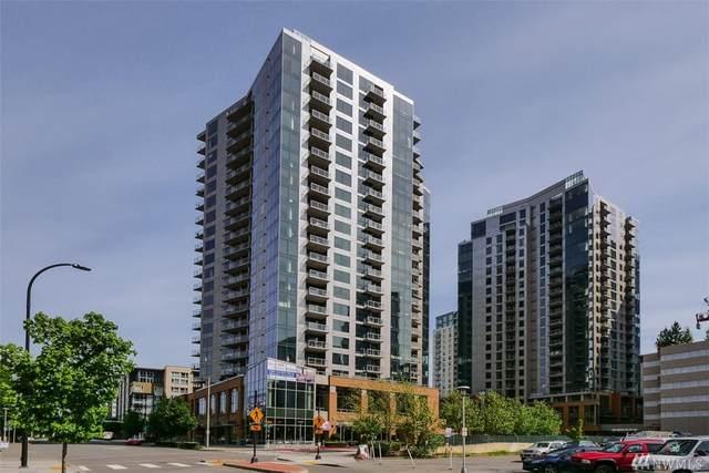 10610-NE 9th Place #1905, Bellevue, WA 98004 (#1603901) :: Keller Williams Western Realty