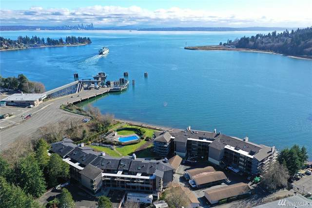 428 Harborview Dr SE #121, Bainbridge Island, WA 98110 (#1603911) :: Real Estate Solutions Group