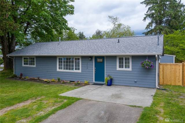 16804 120th Ave SE, Renton, WA 98058 (#1603970) :: Real Estate Solutions Group