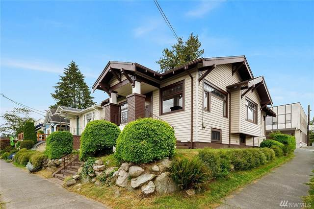 6827 Phinney Ave N, Seattle, WA 98103 (#1604013) :: NW Homeseekers