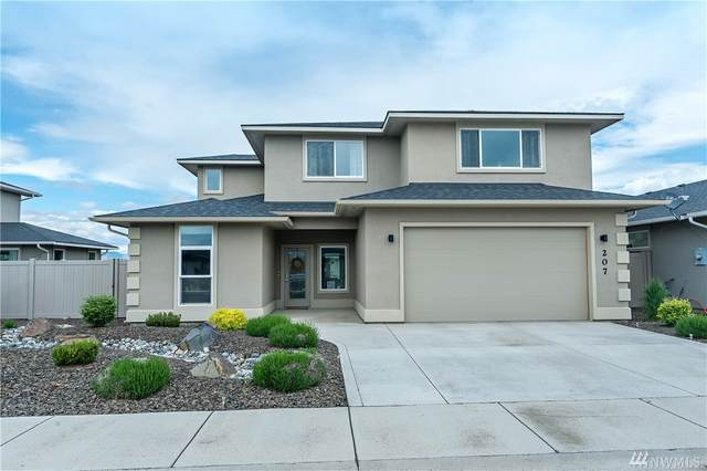 207 E Chason Ave, Ellensburg, WA 98926 (#1604034) :: Center Point Realty LLC