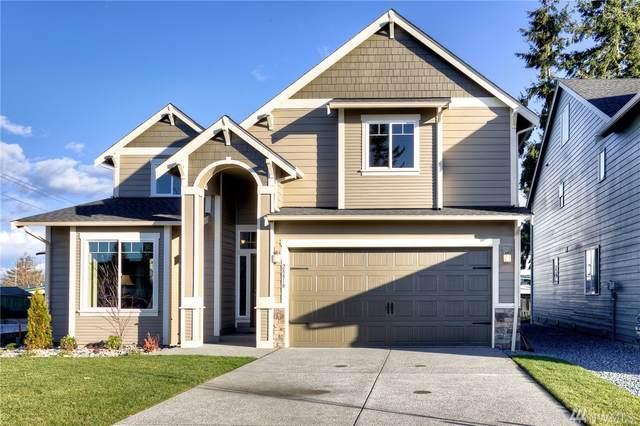 13311 SE 261st Place #10, Kent, WA 98042 (#1604203) :: Keller Williams Realty