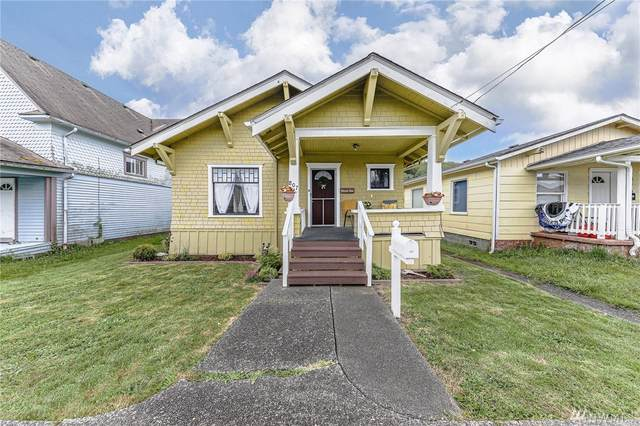 807 Monroe St, Hoquiam, WA 98550 (#1604240) :: Real Estate Solutions Group