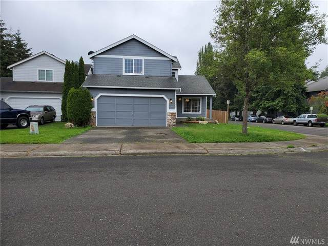 11205 SE 240th Place, Kent, WA 98030 (#1604297) :: Hauer Home Team