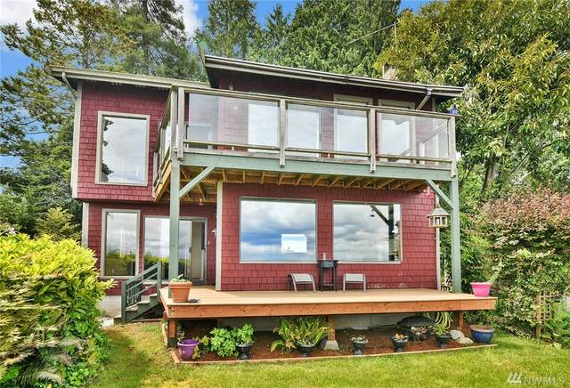 10567 Sunrise Bluff NE, Bainbridge Island, WA 98110 (#1604337) :: Real Estate Solutions Group