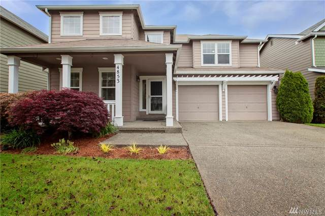 4853 Switchback Lp SE, Lacey, WA 98513 (#1604370) :: Real Estate Solutions Group