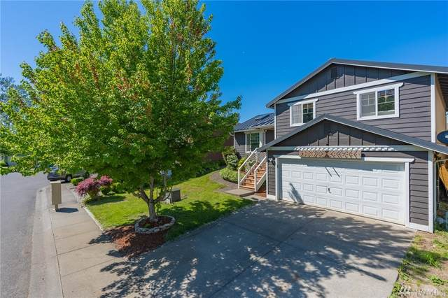 1305 Cranberry Ct, Bellingham, WA 98226 (#1604375) :: The Royston Team