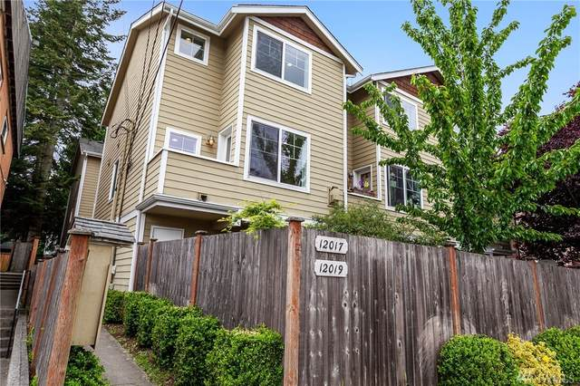 12019 32nd Ave NE A, Seattle, WA 98125 (#1604474) :: TRI STAR Team | RE/MAX NW