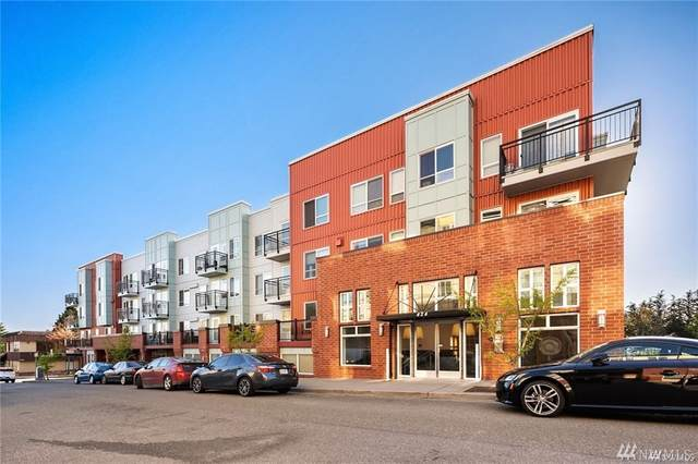 424 N 85th St #215, Seattle, WA 98103 (#1604621) :: The Kendra Todd Group at Keller Williams