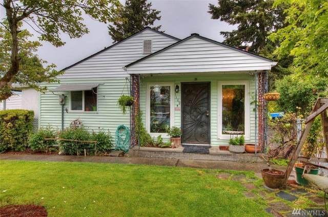 1109 115th St S, Tacoma, WA 98444 (#1604657) :: Real Estate Solutions Group