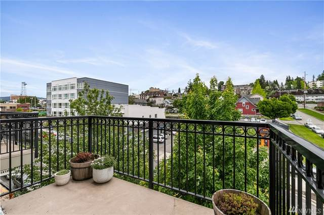 1001 N State St #403, Bellingham, WA 98225 (#1604667) :: Lucas Pinto Real Estate Group