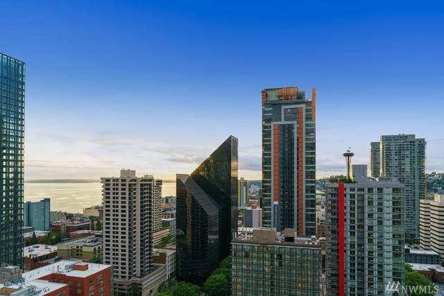 1920 4th Ave #2308, Seattle, WA 98101 (#1604696) :: TRI STAR Team | RE/MAX NW