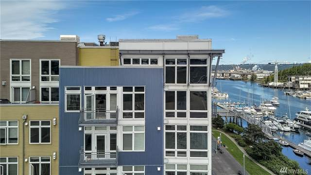 1705 Dock St #543, Tacoma, WA 98402 (#1604722) :: McAuley Homes