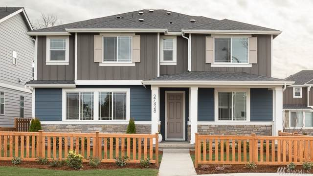 27426 12th (Lot 43) Ct S, Des Moines, WA 98198 (#1604762) :: NW Homeseekers
