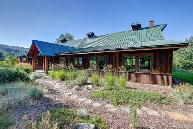 147 Twisp Winthrop Eastside Rd, Twisp, WA 98856 (#1604819) :: Ben Kinney Real Estate Team