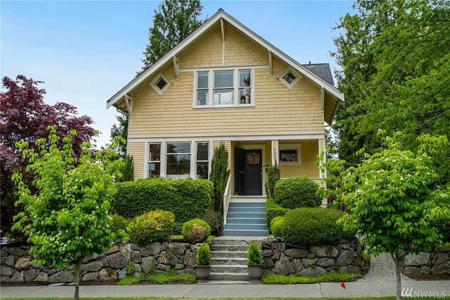 7003 26th Ave NW, Seattle, WA 98117 (#1604847) :: The Kendra Todd Group at Keller Williams