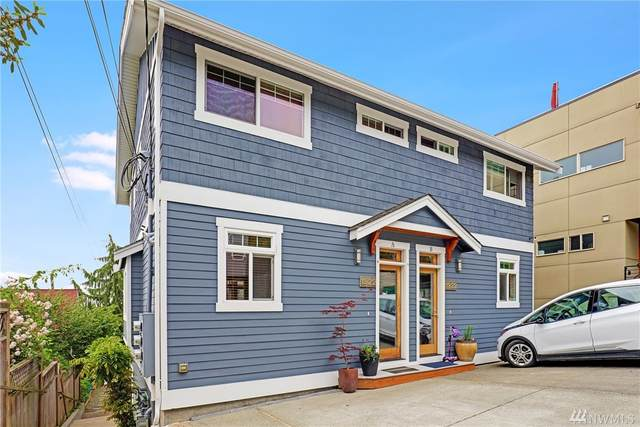 1922-A 11th Ave W, Seattle, WA 98119 (#1604869) :: Keller Williams Western Realty