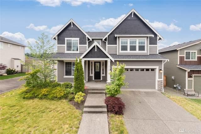 12109 178th Ave E, Bonney Lake, WA 98391 (#1604872) :: Real Estate Solutions Group