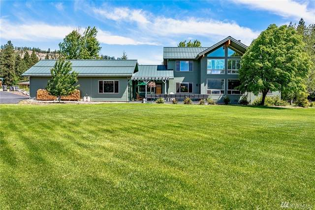 12235 Ski View Lane, Leavenworth, WA 98826 (#1604942) :: Liv Real Estate Group