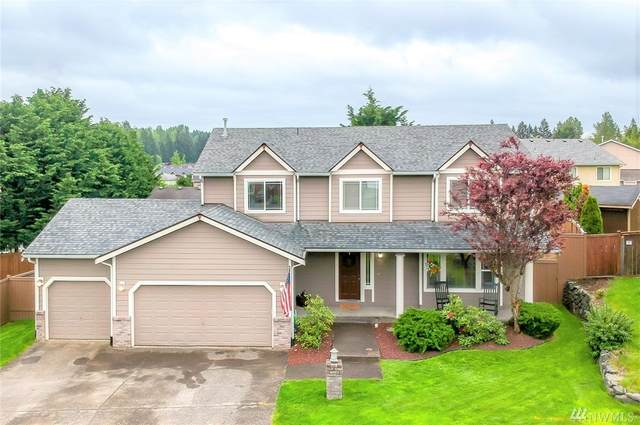 8614 194th St Ct E, Spanaway, WA 98387 (#1604973) :: Priority One Realty Inc.