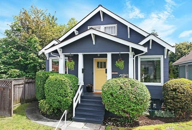 4422 Latona Ave NE, Seattle, WA 98105 (#1604997) :: Beach & Blvd Real Estate Group