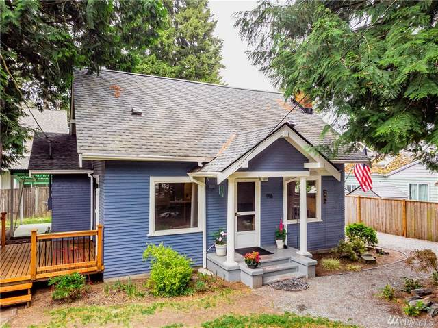 916 N 199th, Shoreline, WA 98133 (#1605000) :: TRI STAR Team | RE/MAX NW