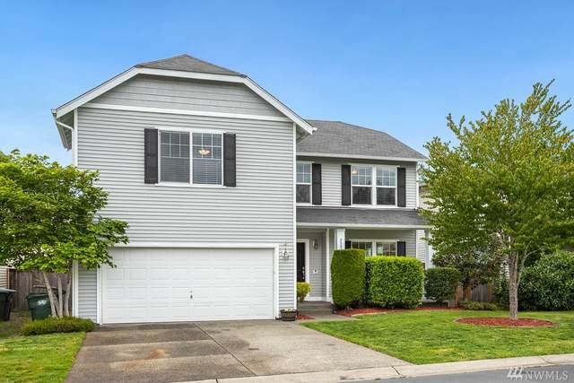 9507 187th St Ct E, Puyallup, WA 98375 (#1605022) :: NW Homeseekers