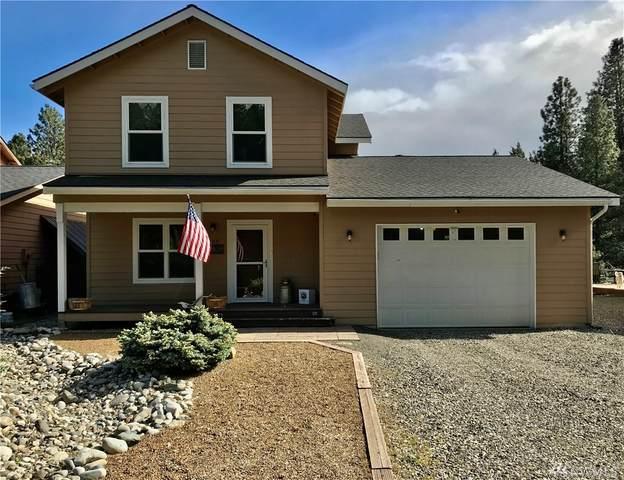 709 W 6th St, Cle Elum, WA 98922 (MLS #1605053) :: Nick McLean Real Estate Group