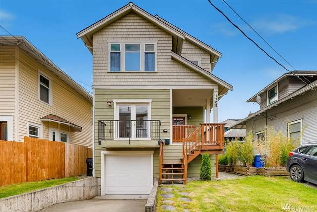 1709 E Marion St, Seattle, WA 98122 (#1605099) :: The Kendra Todd Group at Keller Williams