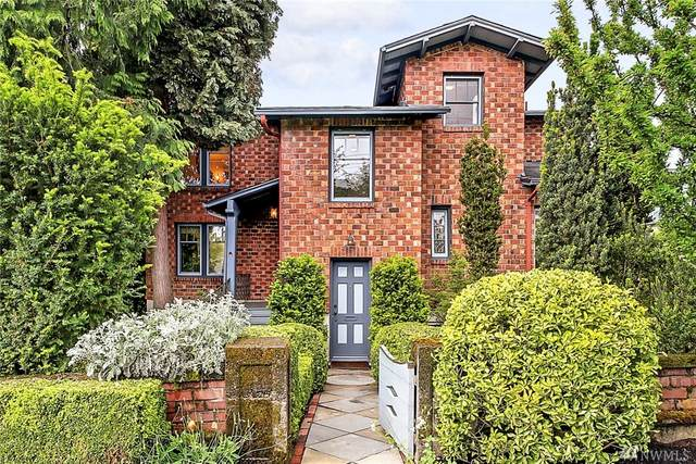 3702 SW Ida St, Seattle, WA 98126 (#1605108) :: Real Estate Solutions Group