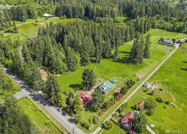 0 Eatonville Highway E, Eatonville, WA 98328 (#1605129) :: Ben Kinney Real Estate Team