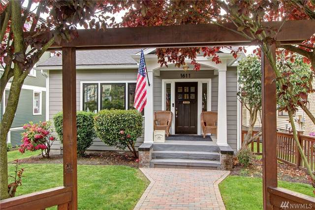 1611 10th Ave W, Seattle, WA 98119 (#1605132) :: Keller Williams Western Realty