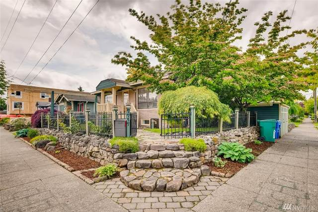 7717 6th Ave NW, Seattle, WA 98117 (#1605179) :: Hauer Home Team