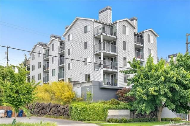 9200 Greenwood Ave N #413, Seattle, WA 98103 (#1605186) :: NW Homeseekers