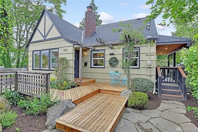 532 NE 92nd St, Seattle, WA 98115 (#1605208) :: TRI STAR Team | RE/MAX NW