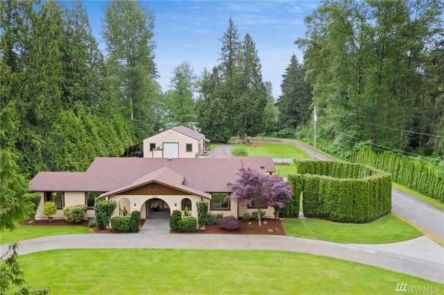 8121 Maple Lane, Lake Stevens, WA 98258 (#1605209) :: Real Estate Solutions Group