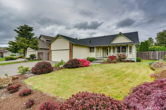 917 23rd St NW, Puyallup, WA 98371 (#1605327) :: Real Estate Solutions Group