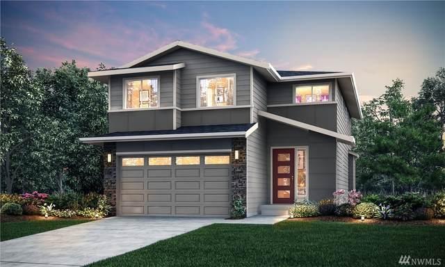15815 SE 254th (Lot 19) Place, Covington, WA 98042 (#1605344) :: McAuley Homes