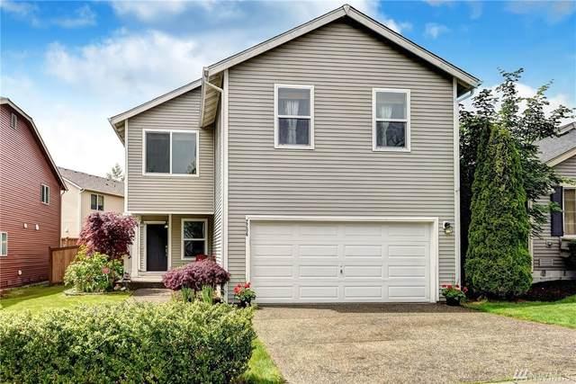 2206 SE 119th Ave SE, Lake Stevens, WA 98258 (#1605372) :: Real Estate Solutions Group