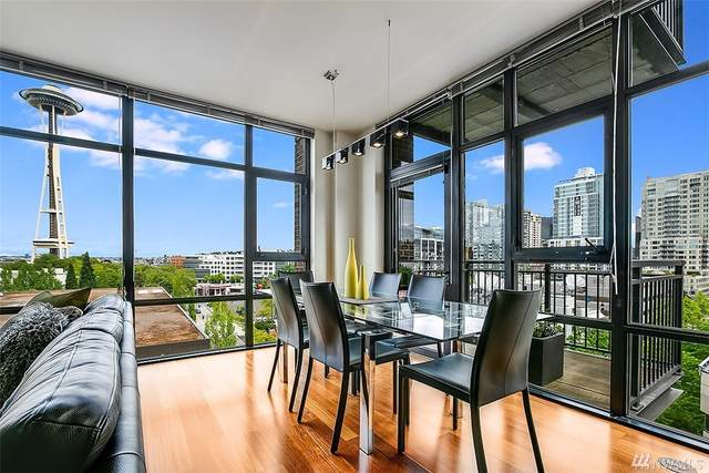 2911 2nd Ave #1002, Seattle, WA 98121 (#1605375) :: TRI STAR Team | RE/MAX NW