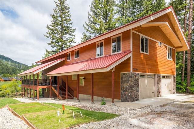 22715 Saddle St, Leavenworth, WA 98826 (MLS #1605384) :: Nick McLean Real Estate Group