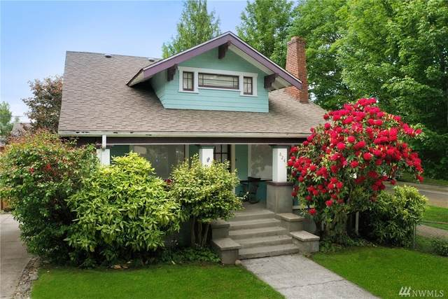824 N Ainsworth Ave A & B, Tacoma, WA 98403 (#1605405) :: Real Estate Solutions Group