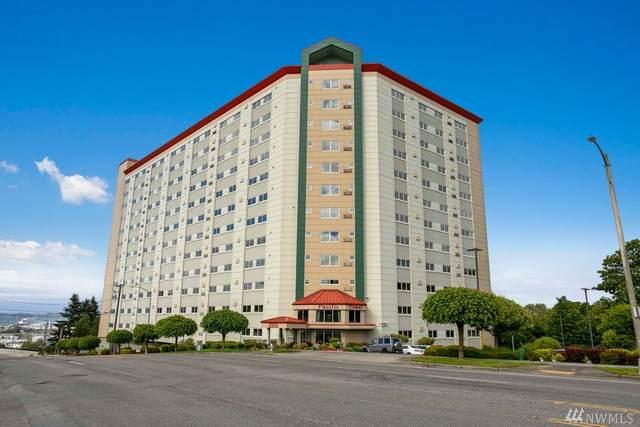 3201 Pacific Avenue #502, Tacoma, WA 98418 (#1605424) :: McAuley Homes