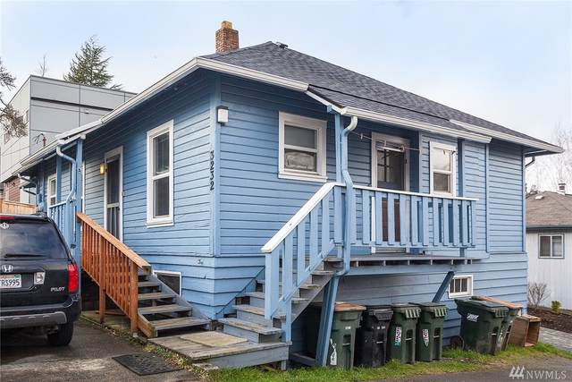 3232 22 Ave W A ,B, Seattle, WA 98199 (#1605433) :: The Torset Group