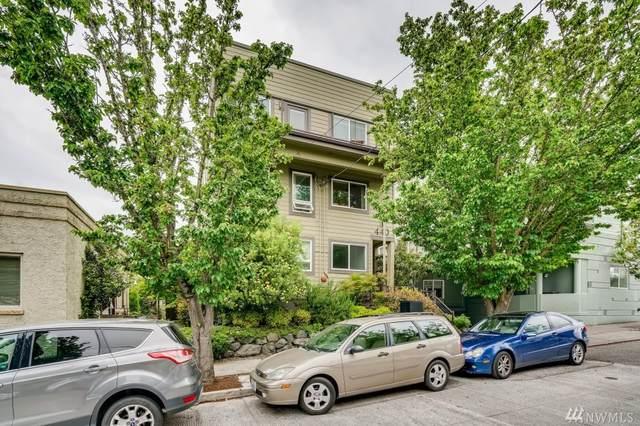 440 NE 73rd St #202, Seattle, WA 98115 (#1605447) :: Beach & Blvd Real Estate Group