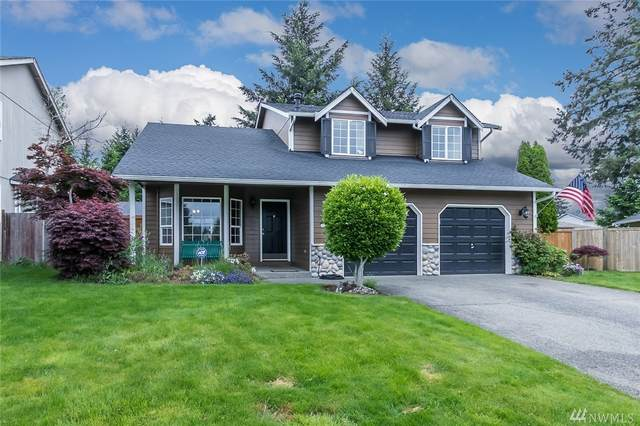 7713 193rd St Ct, Spanaway, WA 98387 (#1605448) :: The Kendra Todd Group at Keller Williams