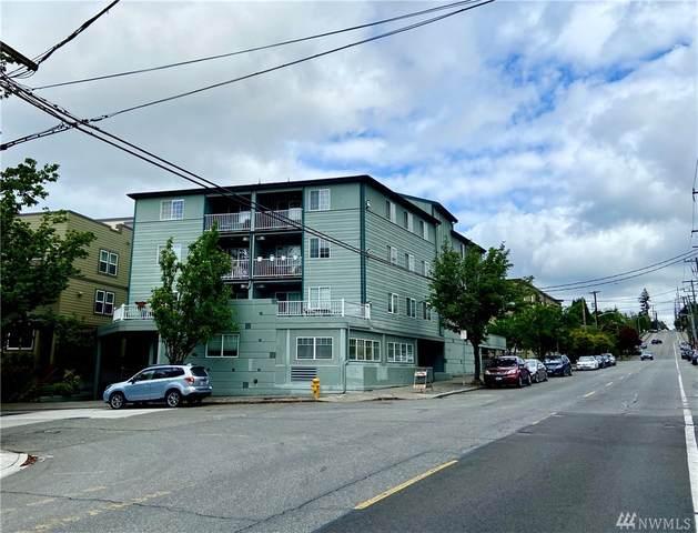 7301 5th Ave NE #304, Seattle, WA 98115 (#1605479) :: Hauer Home Team