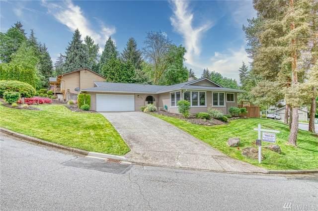 14805 SE 46th Place, Bellevue, WA 98006 (#1605516) :: Hauer Home Team