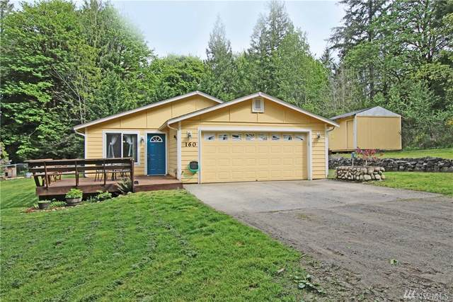 160 E Hemingway Lane, Belfair, WA 98528 (#1605523) :: Keller Williams Realty
